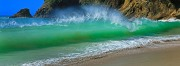 Waihi Beach Wave lighter